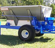 Fertilizer Pull Type Spreaders