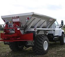Fertilizer Truck Spreaders