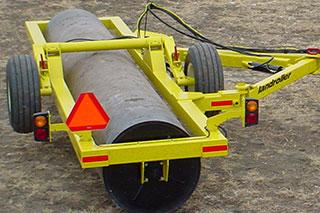 Single Drum Landroller