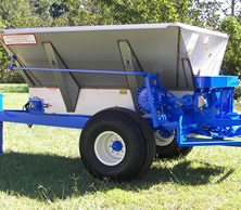 Fertilizer Pull Type Spreaders