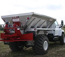 Fertilizer Truck Spreaders