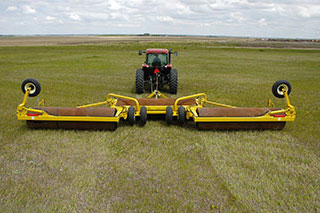 Tri Plex Landroller